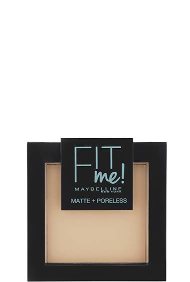 FIT ME MATTE + PORELESS® PUUTERIT