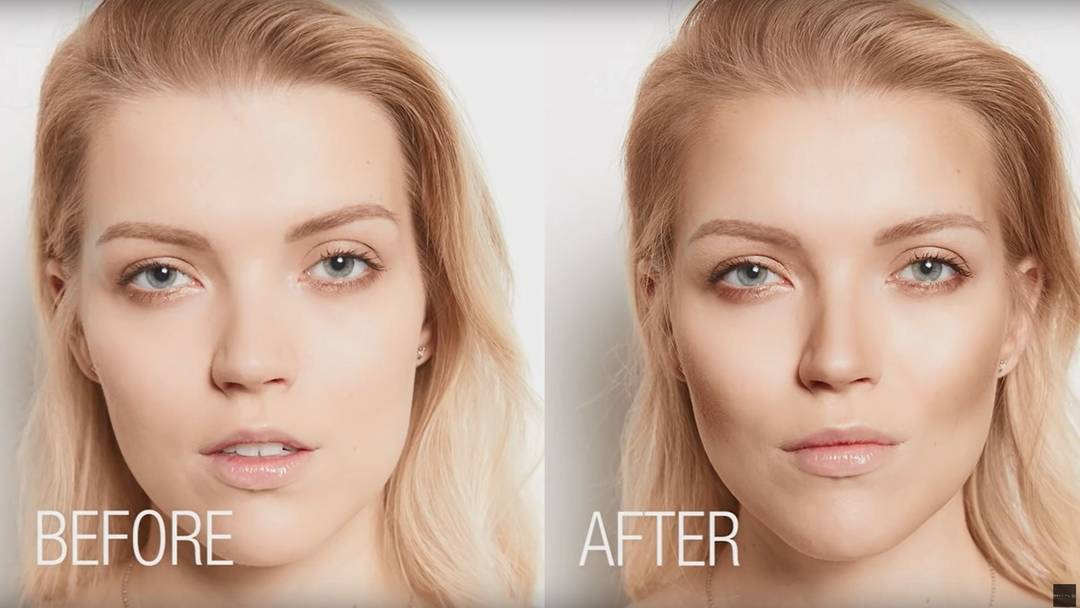 Video-contouring